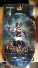 *NEW* 2011 DC DIRECT Batman Arkham Asylum Harley Quinn SERIES 1 - ACTION FIGURE