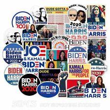 Joe Biden Kamala Harris Für Präsident 2020 Vinyl Aufkleber 50 Stk!DE #f