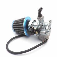 PZ19 Vergaser mit 48mm Luftfilter für 110ccm 125 KinderQuad Dirtbike Pitbike
