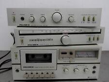 Palladium Mini HIFI Stereo Amplifier NSA-200 Tuner NST-200 Cassette Deck NSC-200