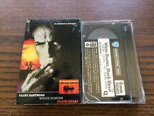 White Hunter Black Heart Video 8 (Not VHS) 8mm Film