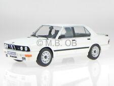 BMW e28 M535i 1986 white modelcar 183260 Norev 1:18