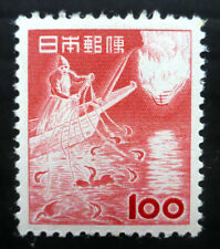 JAPAN 1952 - 100s SG506 Mounted Mint Cat £400 NC1977