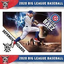 2020 Topps Big League Baseball Collector Box (Presell)