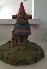 "HTF Signed Tom Clark ""Forest Gnome 97"" Figurine  #5335, 8"