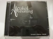 TOXIC FIELD MICE ALCOHOL POISONING AUDIO CD