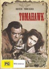 Tomahawk 1951 Van Heflin Yvonne De Carlo PAL 2 4