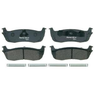 Rr Semi Metallic Brake Pads  Perfect Stop  PS711M
