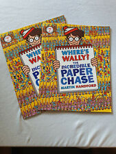 Where's Wally The Incredible Paper Chase