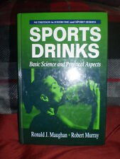 Nutrition in Exercise and Sport: Sports Drinks (2000, Hardcover / Hardcover)