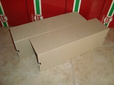 LGB 31440 SERIES CHRISTMAS CAR SET BACK OPENING OUTER CARDBOARD BOX SLEEVES LN!!