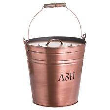 ASH BUCKET IN COPPER FINISH