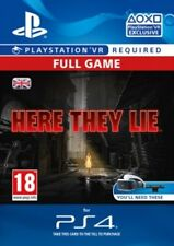 Here They Lie VR FULL GAME DLC PS4 -  Same Day Dispatch