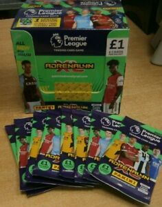 Panini Adrenalyn XL Premier League 2021/22 Trading Cards: 35 packs or Box