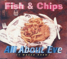 Fish & Chips-All About Eve -Cds- (US IMPORT) CD NEW