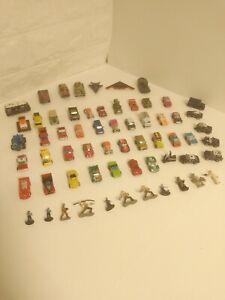 Micro Machines lotto 62 pezzi