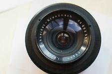 Schneider Kreuznach Cinegon 10mm f1.8 C-mount TV lens BMPCC Bolex