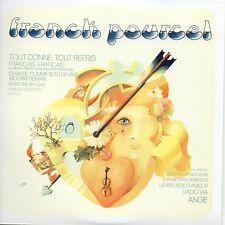 CD Franck POURCEL Amour Danse et Violons N°42  (1973) Mini LP REPLICA