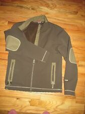SCOTT Free Style Brown Sport Smooth Jacket  Men's Large   NYZ12