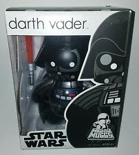 "Star Wars DARTH VADER Mighty Muggs 6"" Vinyl Figure Masked BRAND NEW in Box"