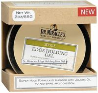 Dr. Miracle's Style Edge Holding Gel, 2 oz (Pack of 3)