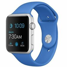 Apple Smartwatches aus Silikon/Gummi und Aluminium