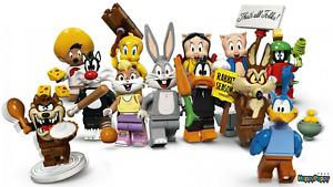 Lego 71030 Minifigur Looney Tunes Neu und ungeöffnet / Sealed zum auswählen