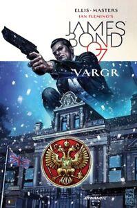 JAMES BOND 007: VARGR (2015) #1 - Cover G - Back Issue