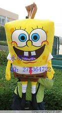 Big Size 80cm Yellow Plush SpongeBob Squarepants Cushion/Pillow Toy New