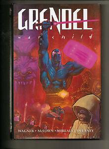Rare Dark Horse Grendel: War Child Ltd Ed. Hardcover