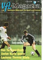 FC Kaiserslautern 1 BL 83//84 Hamburger SV