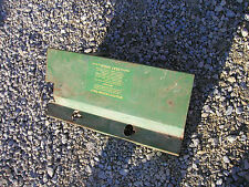 John Deere Tractor heat shield battery cover panel Oliver tractor
