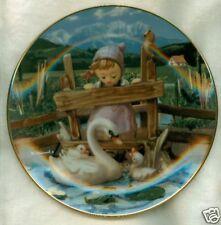 Hummel Danbury Plate Gentle Friends Feathered Friends