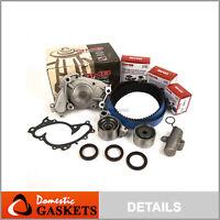 Timing Belt Kit Tensioner Water Pump for 01-08 Toyota Lexus 3.0 3.3 1MZFE 3MZFE