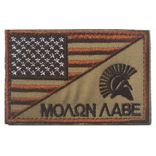 Warrior TACTICAL USA FLAG  MILITARY 3.0 INCH   PATCH 1PCS  AA 1079