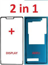 Sony Xperia Z3 D6603 D6616 Sticker Kleber Display Akkudeckel Klebepad Rahmen