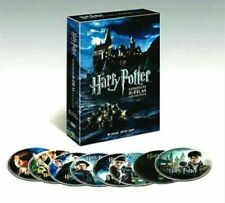 Harry Potter: The Complete 8-Film Collection (DVD,2011, 8-DISC SET Fast shipping