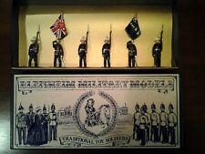 RARE BLENHEIM TOY SOLDIERS B 18 ROYAL MARINE COLOURS 1923 NIB