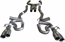 Solo Performance Cat Back Exhaust For Pontiac G8 GT  GXP  08 09 3 inch Mach x
