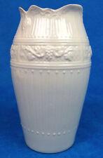 "Fine China Ivory Porcelain Gold GRAPEVINE Grape 6.75"" Vase by Belleek Ireland"