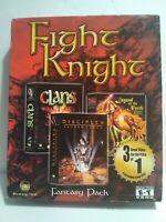Fight Knight Clans Disciples Legend of the North Fantasy Pack PC Video Game
