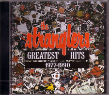 CD (NEU!) Best of the STRANGLERS 1977 - 1990 (Golden Brown No more Heroes mkmbh