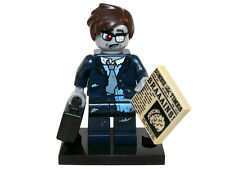 Genuine Lego 71010 Series 14 Minifigure w/ Poster no. 13 Zombie Businessman