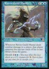 Raven Guild Master | NM | Scourge | Magic MTG