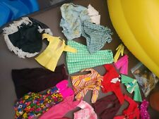 New ListingHuge lot Of Barbie Dolls, Clothes, And Accessories, Vintage