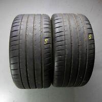2x Michelin Pilot Sport 4S 265/30 R19 93Y DOT 1019 7 mm Sommerreifen