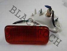 Pair Front Bumper Turn Signal Lights for 79-84 Toyota Corolla KE70 TE71 KE73 #26