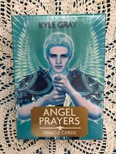 Angel Prayers Oracle Cards by Kyle Gray Card Deck & GUIDEBOOK NEW in  Sealed BOX