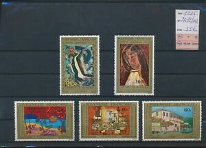 LN84092 French Polynesia 1975 airmail paintings art lot MNH cv 55 EUR
