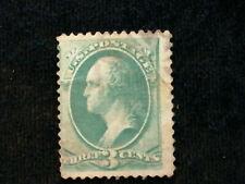 USA / U.S. 1870 - MiNr.38  Präsidenten Washington, mit Waffeleinpressung